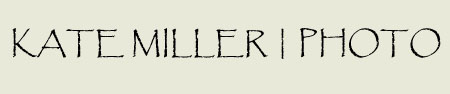 Kate Miller – Photographer in Frankfurt, Germany logo
