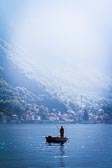 Teach a man how to fish and he will spend all day in the beautiful surroundings of Lake Como in Italy